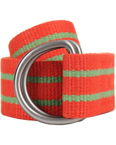 Morris Textile Belt Red i gruppen Accessoarer / B�lten hos Care of Carl AB (10263611r)
