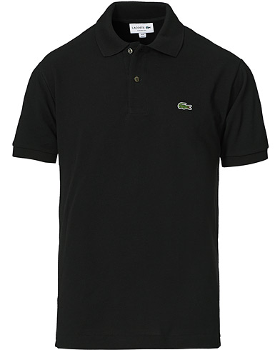 Lacoste Original Polo Pik� Black i gruppen Pik� / Kort�rmad Pik� hos Care of Carl AB (10298611r)