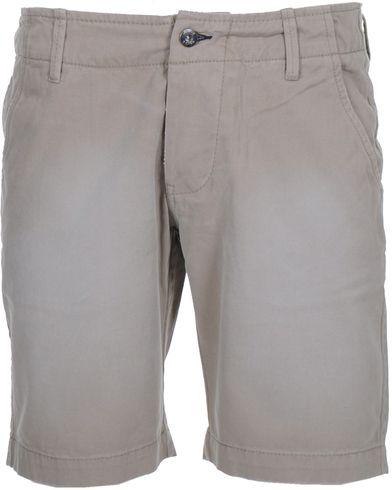 NN07 Sam 1068 Shorts Khaki i gruppen Shorts / Vanliga Shorts hos Care of Carl (10309711r)