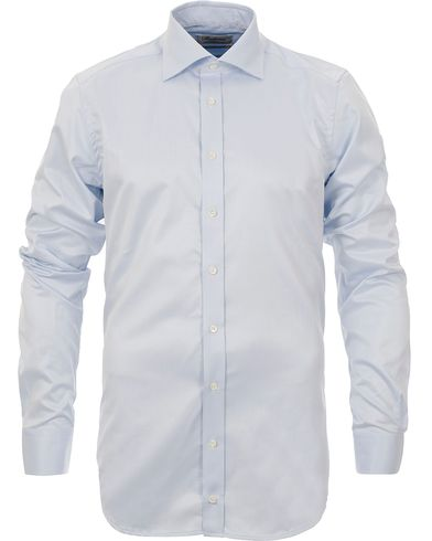 Stenstr�ms Slimline Shirt Light Blue i gruppen Skjortor / Formella Skjortor hos Care of Carl AB (10340311r)
