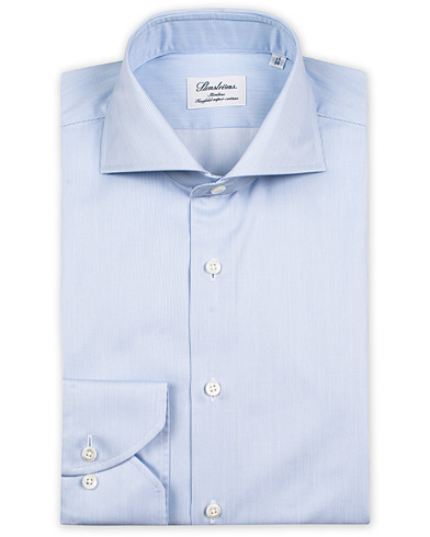 Stenstr�ms Slimline Shirt Thin Stripe Blue i gruppen Skjortor / Formella Skjortor hos Care of Carl AB (10340511r)