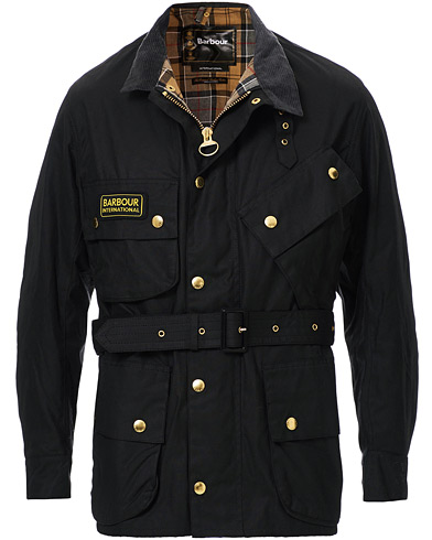 Barbour International Original Jacket Black i gruppen Tøj / Jakker hos Care of Carl (10004111r)