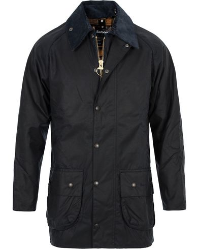 Barbour Lifestyle Beaufort Jacket Navy i gruppen Jackor / Vaxade jackor hos Care of Carl (10004311r)