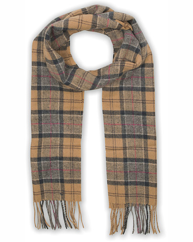 Barbour Lifestyle Tartan Lambswool Scarf Dress i gruppen Accessoarer / Halsdukar hos Care of Carl (10005510)