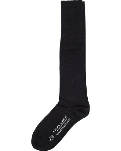 Airport Knee Socks Black i gruppen Undertøj / Strømper / Knæstrømper hos Care of Carl (10009711r)