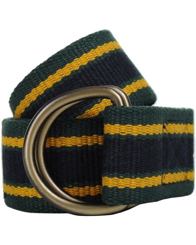 Morris textile belt Green i gruppen Design A / Accessoarer / Bälten hos Care of Carl (10023011r)