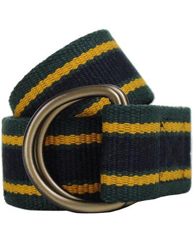 Morris textile belt Green i gruppen Accessoarer / Bälten hos Care of Carl (10023011r)