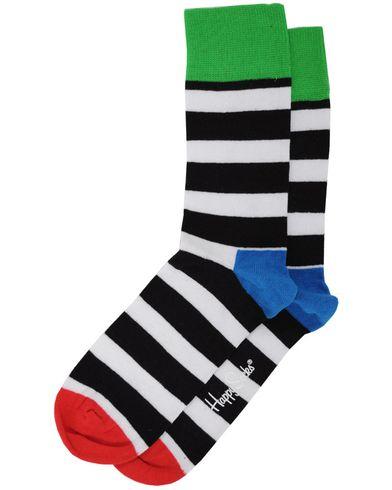 Stripes Black White SA10 006 i gruppen Underkläder / Strumpor hos Care of Carl (10041811r)