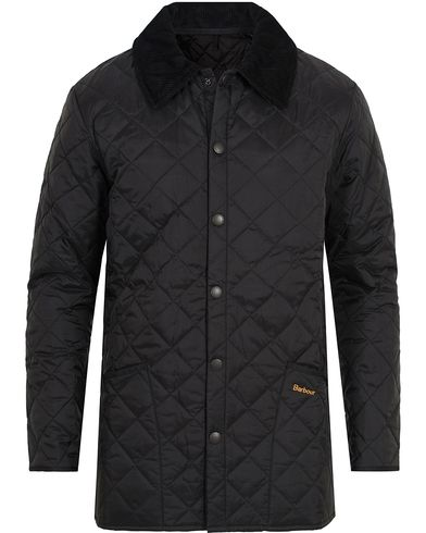 Barbour Lifestyle Classic Liddesdale Jacket Black i gruppen Jakker / Quiltede jakker hos Care of Carl (10044511r)