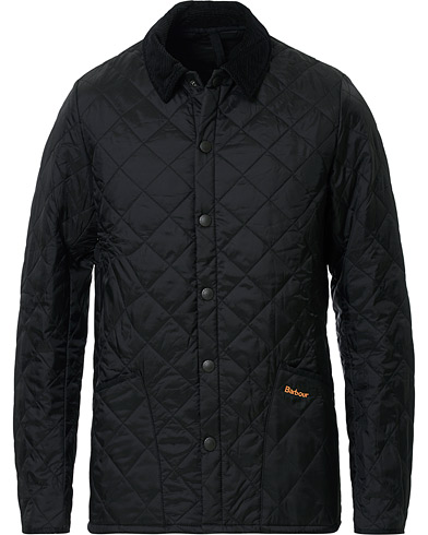 Barbour Heritage Liddesdale Jacket Black i gruppen Tøj / Jakker hos Care of Carl (10044611r)