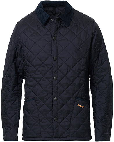 Barbour Heritage Liddesdale Jacket Navy i gruppen Tøj / Jakker hos Care of Carl (10044711r)
