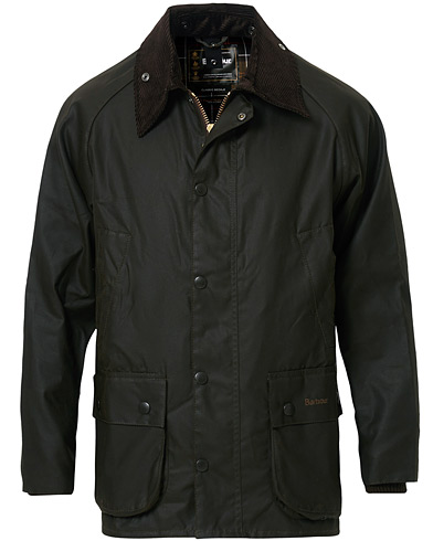 Barbour Lifestyle Classic Bedale Jacket Olive i gruppen Klær / Jakker hos Care of Carl (10044911r)