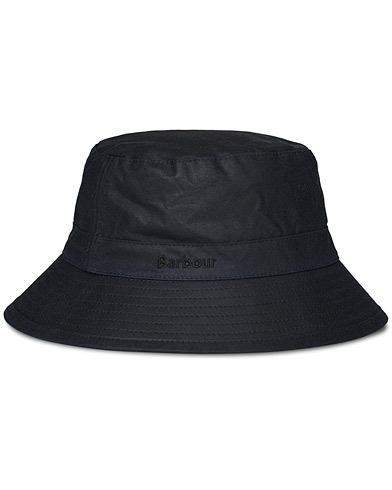 Barbour Lifestyle Wax Sports Hat Navy i gruppen Assesoarer / Caps / Hatter hos Care of Carl (10046611r)