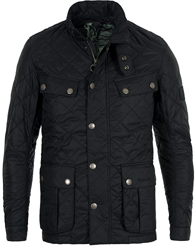 Barbour International Ariel Quilted Jacket Black i gruppen Kläder / Jackor hos Care of Carl (10074111r)