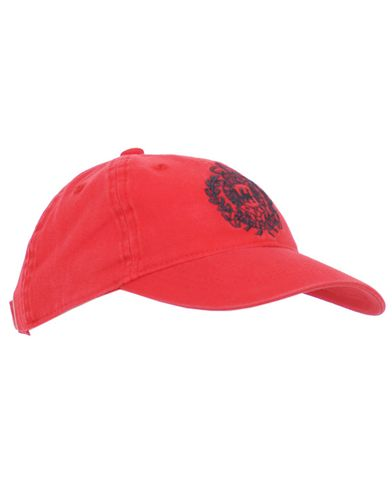 Morris Cap Red  i gruppen Accessoarer / Kepsar hos Care of Carl (10099410)