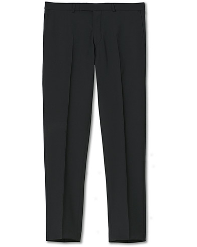 Oscar Jacobson Dave Trousers Black i gruppen Bukser / Habitbukser hos Care of Carl (10108711r)