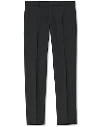 Oscar Jacobson Dave Trousers Grey i gruppen Design A / Bukser / Dressbukser hos Care of Carl (10108811r)