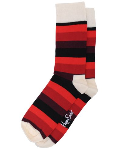 Happy Socks Stripes Red i gruppen Underkläder / Strumpor hos Care of Carl (10110911r)