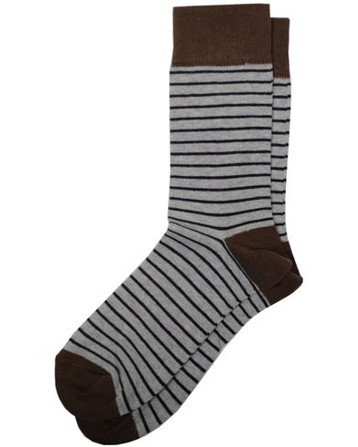 Filippa K Multi Colour Sock Grey Melange i gruppen Underkl�der / Strumpor hos Care of Carl (10227911r)