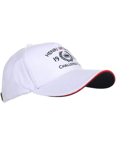 Henri Lloyd Darlin Cap Bright White  i gruppen Accessoarer / Kepsar hos Care of Carl (10268410)