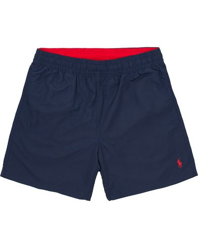 Polo Ralph Lauren Hawaiian Boxer Swim Navy i gruppen Design A / Badebukser hos Care of Carl (10290711r)