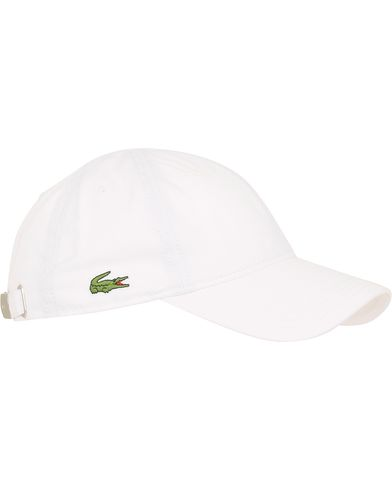 Lacoste Cap White  i gruppen Assesoarer / Caps hos Care of Carl (10301210)
