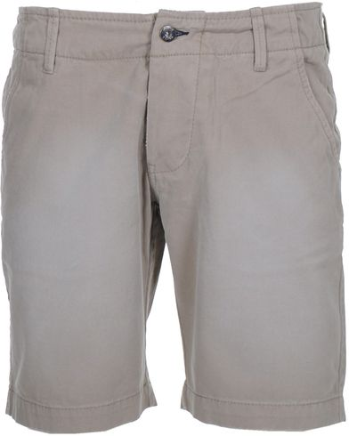 NN07 Sam 1068 Shorts Khaki i gruppen Shorts / Chinosshorts hos Care of Carl (10309711r)