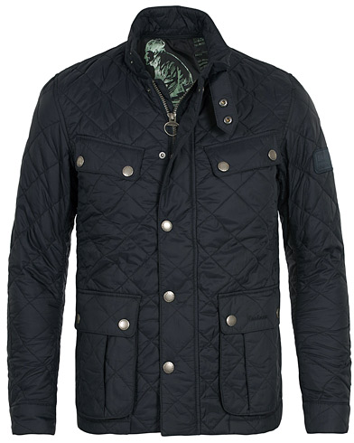 Barbour International Ariel Quilted Jacket Navy i gruppen Design A / Jakker / Quiltede jakker hos Care of Carl (10349311r)