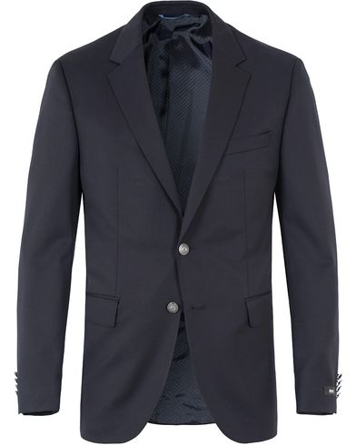 BOSS The Jeremy Club Blazer Dark Blue i gruppen Blazere & Jakker / Enkeltradede blazere hos Care of Carl (10353011r)