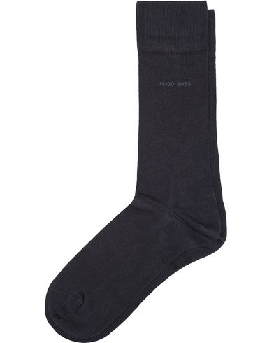 BOSS Marc Socks Dark Blue i gruppen Underkläder / Strumpor / Vanliga strumpor hos Care of Carl (10448411r)