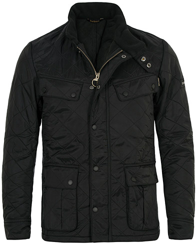 Barbour International Ariel Polarquilt International Black i gruppen Jackor / Quiltade Jackor hos Care of Carl (10456811r)