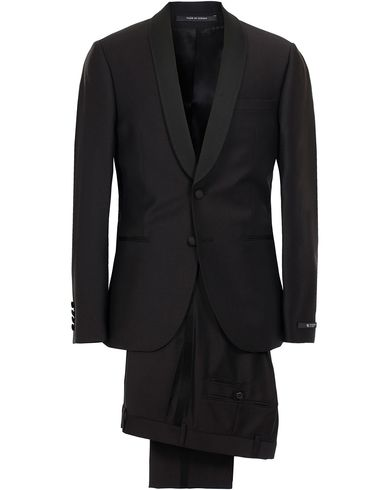 Tiger of Sweden Sinatra Tuxedo Black i gruppen Kläder / Kostymer hos Care of Carl (10490011r)