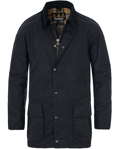 Barbour Lifestyle Bristol Jacket Dark Navy i gruppen Design A / Jakker / Oilskinsjakker hos Care of Carl (10522211r)
