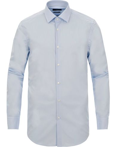 BOSS Jenno Slim Fit Shirt Open Blue i gruppen Klær / Skjorter / Formelle skjorter hos Care of Carl (10525411r)