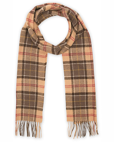 Barbour Lifestyle Tartan Lambswool Scarf Muted  i gruppen Tilbehør / Halstørklæder hos Care of Carl (10535310)
