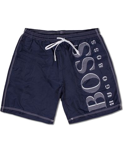 BOSS Killfish Navy i gruppen Klær / Badeshorts hos Care of Carl (10658811r)