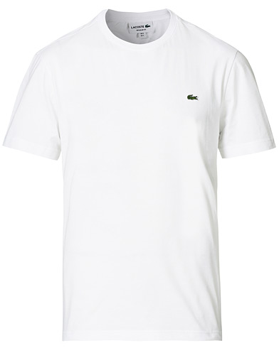 Lacoste T-Shirt White i gruppen Klær / Pikéer hos Care of Carl (10667911r)