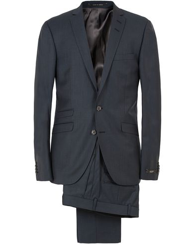 Tiger of Sweden Nedvin Suit 100% Wool Navy i gruppen Jakkesæt hos Care of Carl (10677811r)