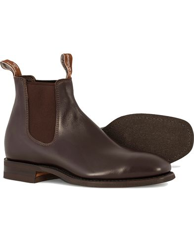 R.M.Williams Blaxland G Boot Yearling Chestnut i gruppen Sko / St�vler / Chelsea boots hos Care of Carl (10716311r)
