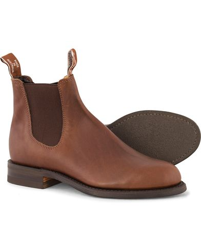R.M.Williams Wentworth G Boot Vesta Brown i gruppen Sko / Støvler / Chelsea boots hos Care of Carl (10716611r)