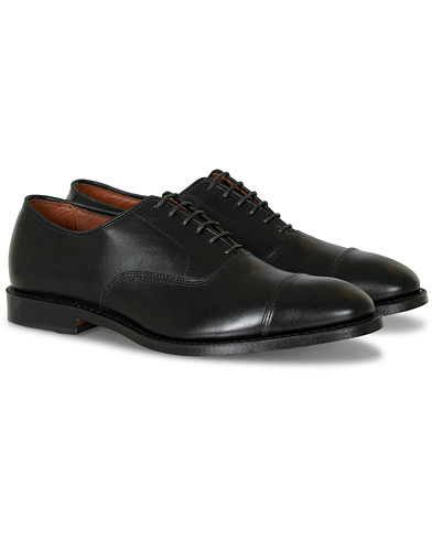 Allen Edmonds Park Avenue Oxford Black i gruppen Skor / Oxfords hos Care of Carl (10724311r)
