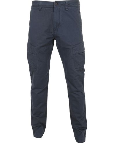 NN07 Björn Pant 1098 Navy Blue i gruppen Byxor / Chinos hos Care of Carl (10734711r)