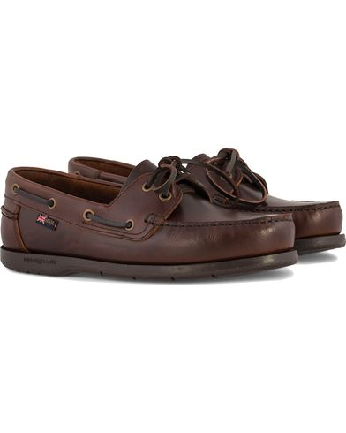 Henri Lloyd Field Boat Shoe Cyclone Fox i gruppen Sko / Sejlersko hos Care of Carl (10744211r)
