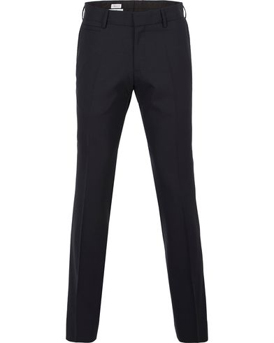 Filippa K Christian Cool Wool Slacks Dark Navy i gruppen Kläder / Byxor / Kostymbyxor hos Care of Carl (10794311r)