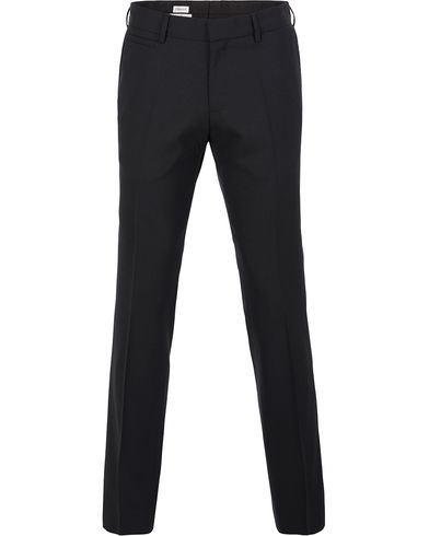 Filippa K Christian Cool Wool Slacks Black i gruppen Kläder / Byxor hos Care of Carl (10794411r)