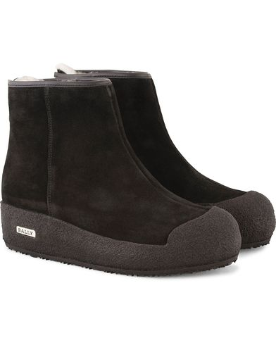 Bally Guard II M Curling Boot Black i gruppen Sko / Støvler / Curlingstøvler hos Care of Carl (10800011r)