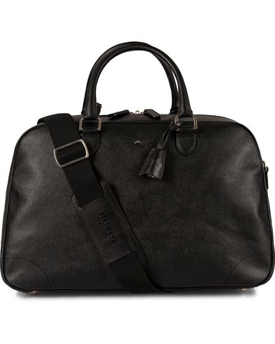 Hackett Bowler Carry Weekendbag Black  i gruppen Tasker / Weekendtasker hos Care of Carl (10847810)