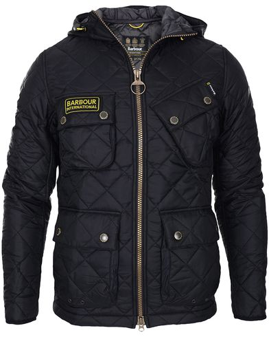 Barbour Paxton Jacket Black i gruppen Jackor / Quiltade jackor hos Care of Carl (10943511r)