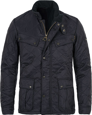 Barbour International Ariel Polarquilt Jacket Navy i gruppen Jakker / Quiltede jakker hos Care of Carl (10943611r)