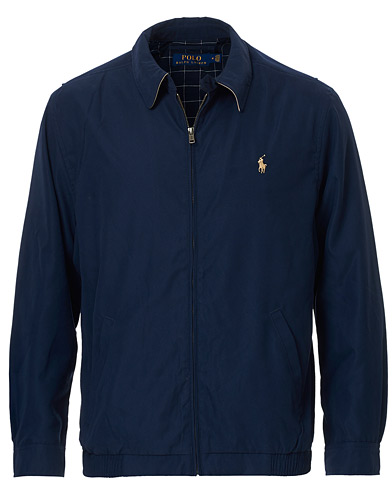 Polo Ralph Lauren BI-Swing Windbreaker French Navy i gruppen Jakker / Tynne jakker hos Care of Carl (10976611r)